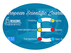 3rd e-Conference by the European Scientific Journal, 25-26 January 2018